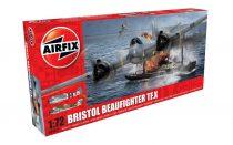 Airfix Bristol Beaufighter Mk.X repülő makett A04019