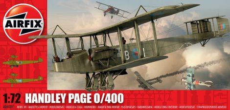 HANDLEY PAGE 0/400 repülő makett Airfix A06007