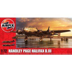 Handley Page Halifax B MKIII repülő makett Airfix A06008A