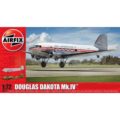 Douglas Dakota repülő makett Airfix A08015