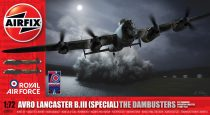DAMBUSTER LANCASTER repülő makett Airfix A09007