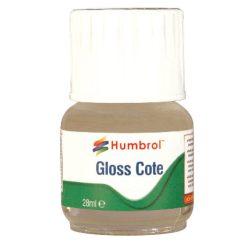 GLOSS COTE oldószer alapú magasfényű lakk 28ML Humbrol AC5501