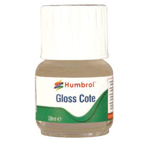 Humbrol GLOSS COTE oldószer alapú magasfényű lakk 28ML AC5501