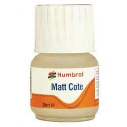 MATT COTE oldószer alapú matt lakk 28 ML Humbrol AC5601