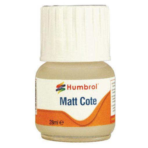 Humbrol MATT COTE oldószer alapú matt lakk 28 ML AC5601