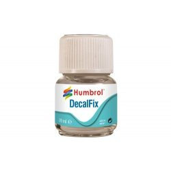 Humbrol Decalfix - vízbázisú oldat vizes matricák feszítéséhez-fixálásához 28ML AC6134