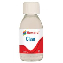 AC7431 Humbrol Clear 125ml Bottle