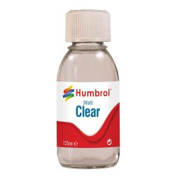 AC7434 Humbrol Matt Clear 125 ML