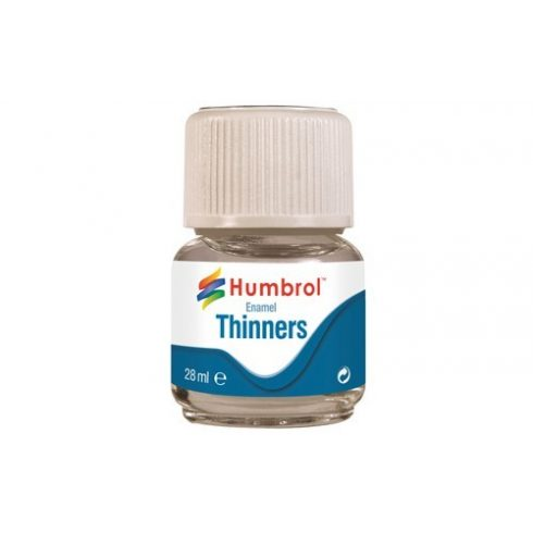 Humbrol Enamel Thinners-szintetikus higító Humrol enamel festékek hígításához 28 ml AC7501