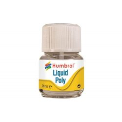 Humbrol ecsetes makett ragasztó (28ML BOTTLE) AE2500