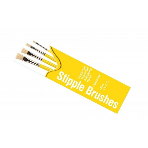Humbrol Stipple Brush Pack ecset készlet AG4306
