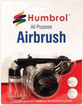 All Purpose Airbrush festékszóró pisztoly makett készítéshez. Humbrol AG5107