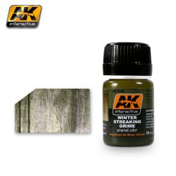 AK-Interactive STREAKING GRIME FOR WINTER VEHICLES AK014