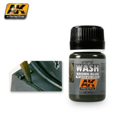 AK-Interactive WASH FOR PANZER GREY VEHICLES AK070