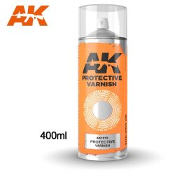AK-Interactive Protective Varnish Spray 400 ml AK1015