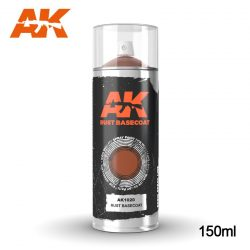 AK-Interactive Rust Basecoat Spray 150 ml AK1020