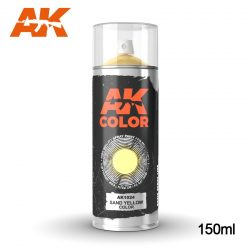 AK-Interactive Sand Yellow Spray 150 ml AK1024