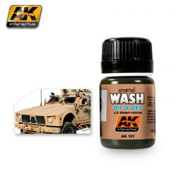 AK-Interactive WASH FOR OIF & OEF - US VEHICLES AK121