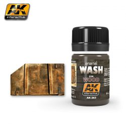 AK-Interactive WASH FOR WOOD AK263