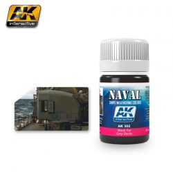 AK-Interactive WASH FOR GREY DECKS AK302