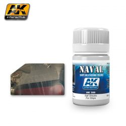 AK-Interactive SALT STREAKS FOR SHIPS  AK306