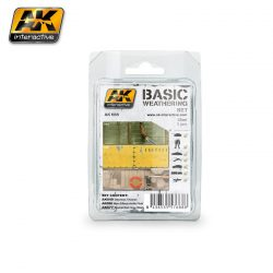 AK-Interactive BASIC WEATHERING SET AK688