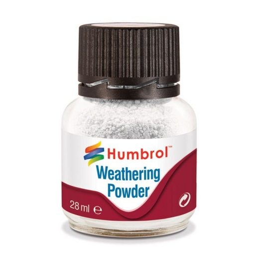 Humbrol AV0002 Weathering Powder White 28ml