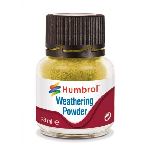 Humbrol AV0003 Weathering Powder Sand 28ml
