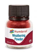 AV0006 Weathering Powder Iron Oxide 28ml