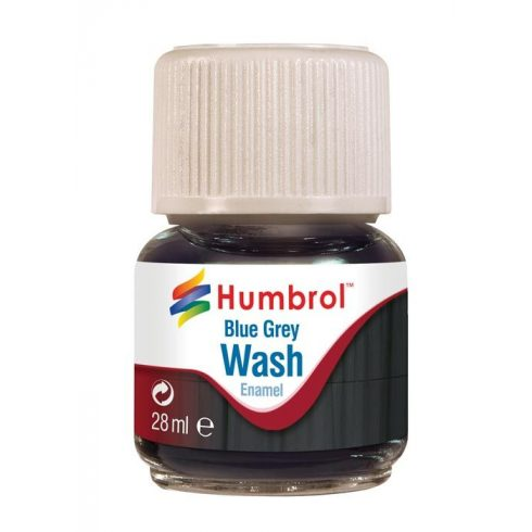 Humbrol Enamel Wash Blue Grey AV0206