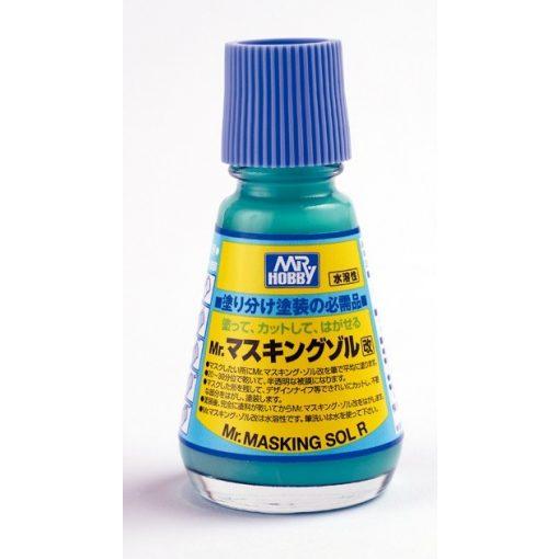 Mr. Masking SOL R - folyékony maszkoló makettezéshez M133