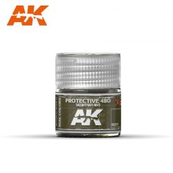 AK-Interactive Real Colors  Protective 4BO  10ml akril festék RC073