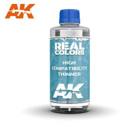 AK-Interactive High Compatibility Thinner 400ml (higító folyadék) RC702