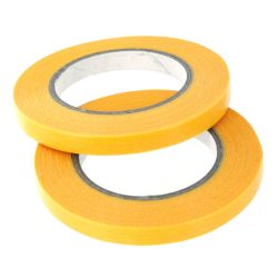Vallejo Maszkoló szalag Precision Masking Tape 6mmx18m - Twin Pack T07005