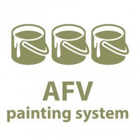 Vallejo AFV painting system
