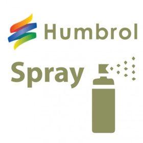 Humbrol Spray
