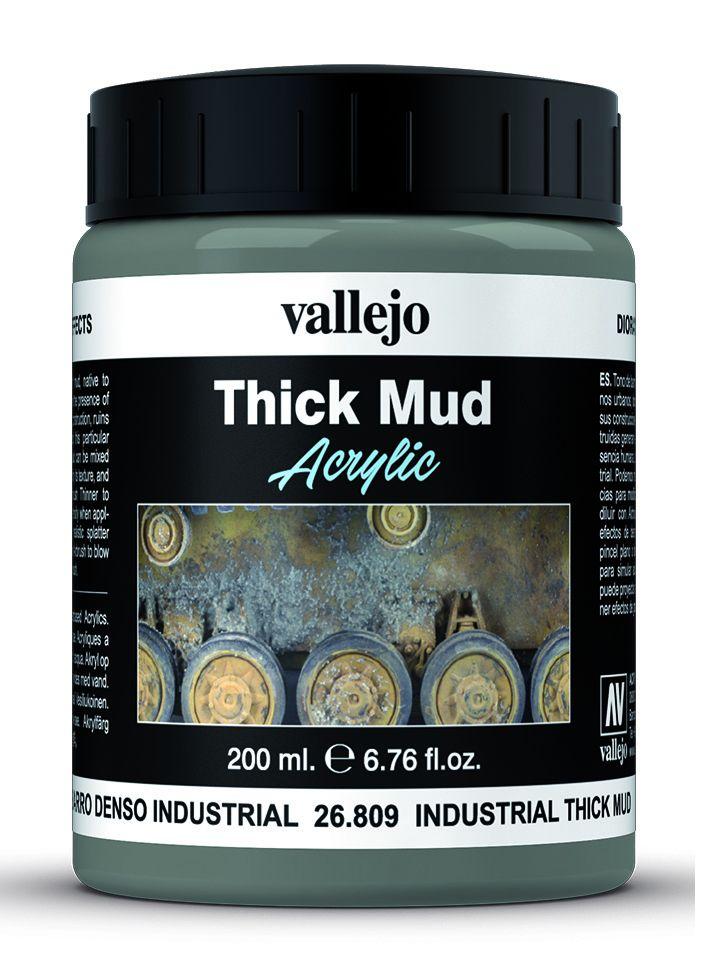 Industrial Mud Weathering Effect Vallejo 26809