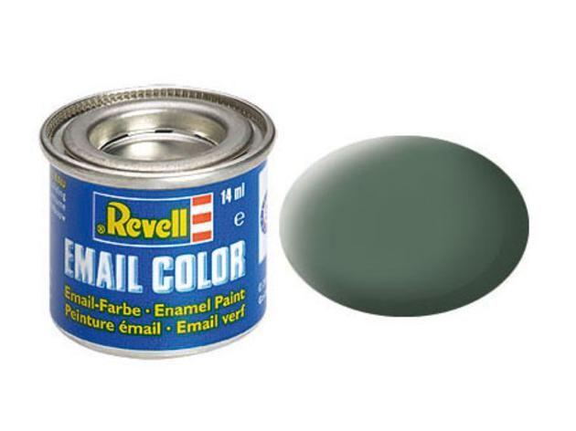Greenish grey matt makett festék Revell 32167