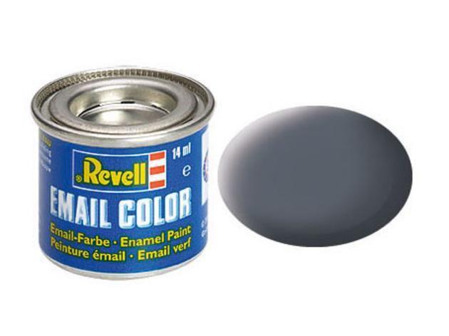 Dust grey matt makett festék Revell 32177