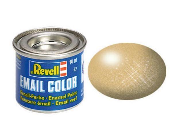 Gold metallic makett festék Revell 32194
