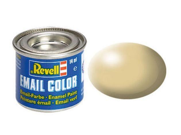 Beige silk makett festék Revell 32314