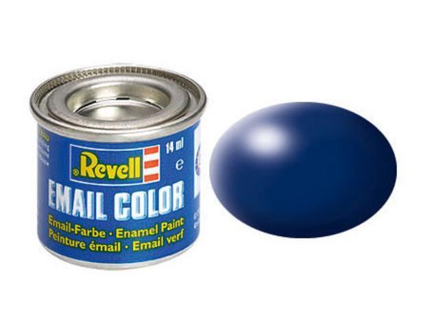 Dark blue silk makett festék Revell 32350