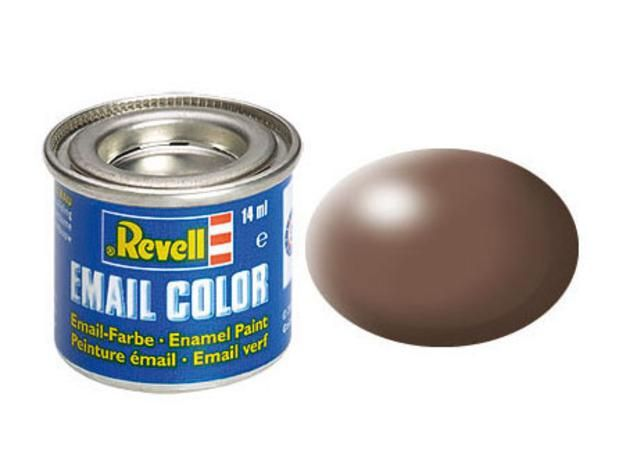 Brown silk makett festék Revell 32381