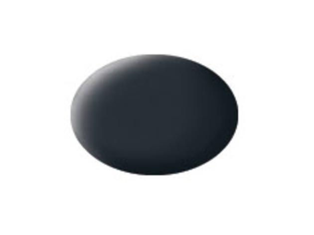 Aqua anthracite grey matt makett festék Revell 36109