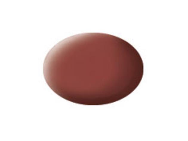 Aqua reddish brown matt makett festék Revell 36137