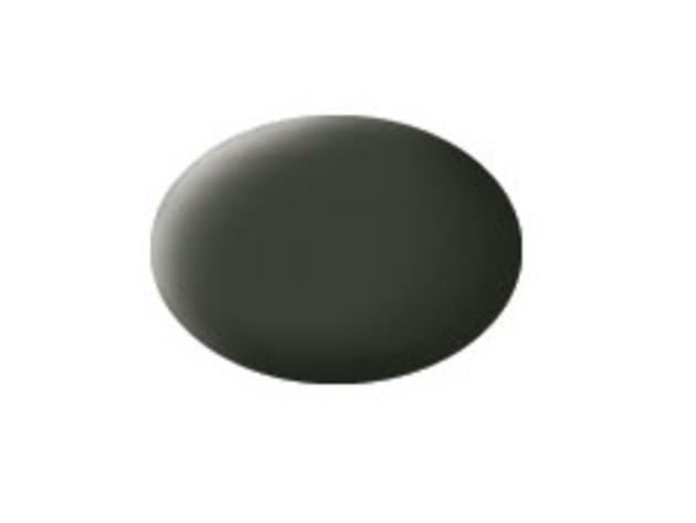 Aqua olive yellow matt makett festék Revell 36142