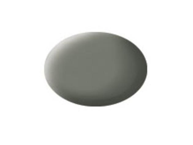 Aqua light olive matt makett festék Revell 36145