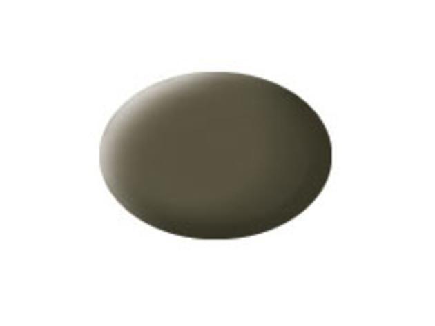 Aqua nato olive matt makett festék Revell 36146
