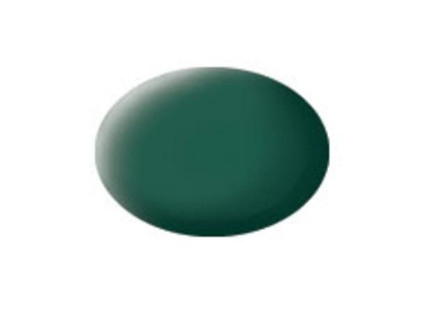 Aqua sea green matt makett festék Revell 36148