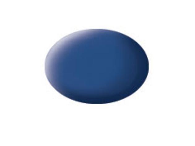 Aqua blue matt makett festék Revell 36156
